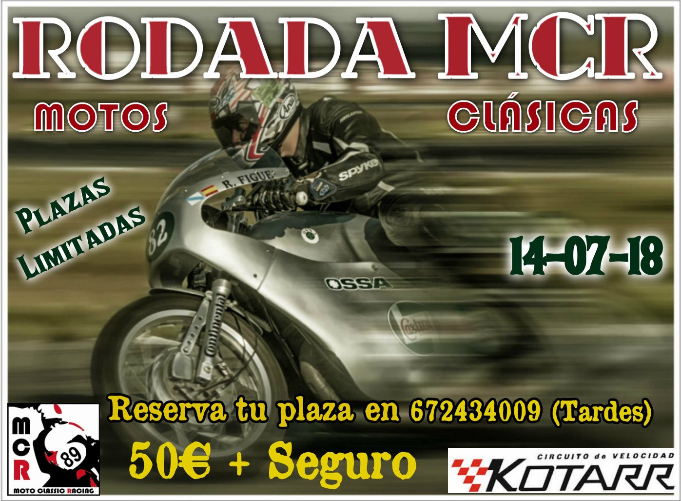 Circuito Fk1 : Rodada mcr 14 07 18 circuito kotarr
